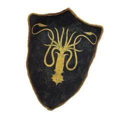 Factory Entertainment Game of Thrones - House Greyjoy Sigil Throw Pillow