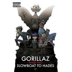 Tengo el DVD interactivo que Gorillaz sacaron a la vez que su primer disco y es una delicia. Este DVD salió a la vez que su segundo disco y tiene la misma buena pinta.