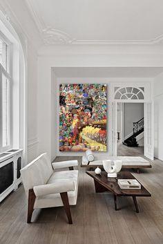 And Sleep - 2017 - Dennis Blair - oil on canvas Decor, Furniture, Oversized Mirror, Home Decor, Mirror