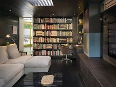 Youthful and refined home of Dwell magazine founder and architect - Decoist