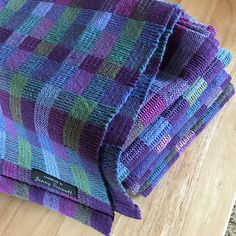 Ravelry: MissouriTrouble's Playing with Color Blocks Towels