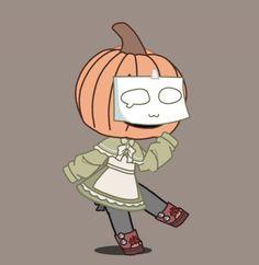 Scarecrow Character, Arte Do Kawaii, Club Outfits, Goblin, Core, Aesthetics, Sketches, Pumpkin, Fictional Characters