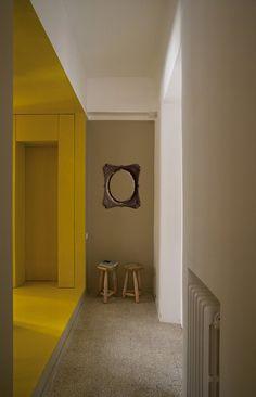 Mazzini, Rome, 2011 - Luca Solazzo Architettura e Design