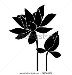 Find Lotus Water Lily Vector Flower stock images in HD and millions of other royalty-free stock photos, illustrations and vectors in the Shutterstock collection. Stencil Printing, Stencil Art, Mirror Painting, Fabric Painting, Lotus Flower Art, Mehndi Art Designs, Vector Flowers, Stencil Patterns, Water Lilies