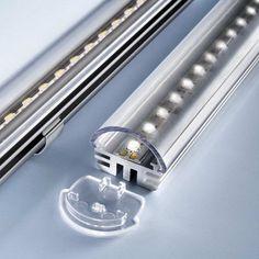 High Performance Led Lighting Ledrise - High performance lighting solutions with Nichia LEDs. Under Cabinet Lighting, Kitchen Lighting, Led Diy, Condo Decorating, Lighting Solutions, Shop Lighting, Decoration, Home Improvement, Lights