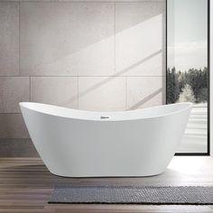 Treece Acrylic Tub In 2019 2823 Pinterest Bathroom And