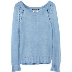 Rag & Bone Bay Sweater ($220) found on Polyvore