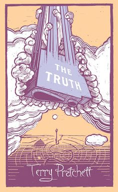 The Truth by Terry Pratchett - Discworld Collector's Library Edition