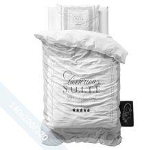 Sleeptime Dekbedovertrek - Elegant Suite - 140x220 cm