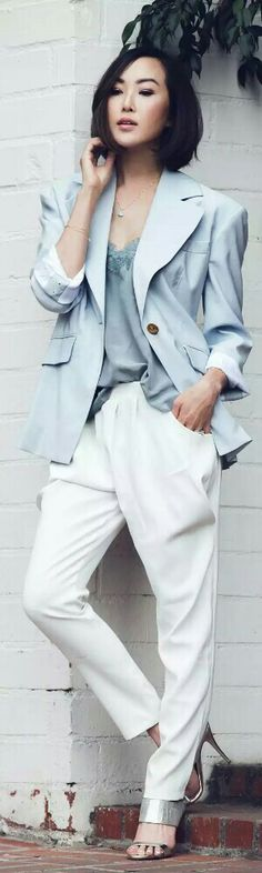 Blazer by Vivienne Westwood / Fashion by The Chriselle Factor