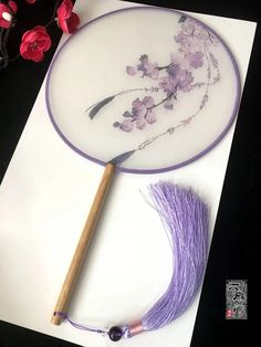 Chinese Fans, Chinese Style, Hanfu, Korean Accessories, Engraved Plates, Chinese Hairpin, Antique Fans, Chinese Patterns, Art Diary