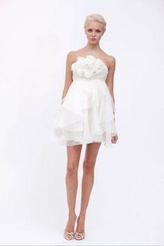 maybe a bridesmades dress?