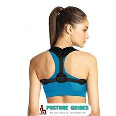 Do you need a Posture Brace? Are you continuously hunched over a computer or cell phone? Then start using posture corrector to support your back and shoulder. Posture Corrector For Women, Bad Posture, Braces, Back Pain, Amazon, Shoulder, Phone, Health, Fitness