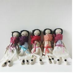 Rose in April cat dolls