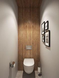 toilettes suspendues design moderne et idée de déco de salle de bain
