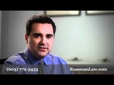 NH DWI Attorney Ryan Russman offers top criminal defense for cases involving DWI and DUI, reckless driving, and other criminal charges along with personal injury and medical malpractice cases.  He has dozens of great, informative videos on YouTube -- very effective content marketing!   Here is one video example: How Long Will the Personal Injury Process Take in New Hampshire?