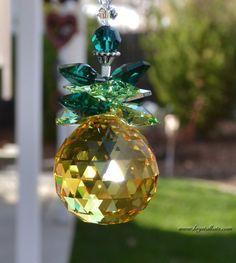 crystal pineapple ~ loveliegreenie