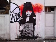 Street art by Fin Dac #findac #streetart #urbanart #art #graffiti #streetart jd