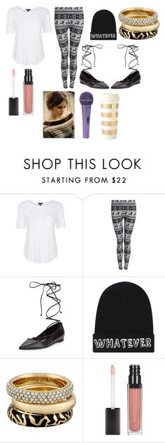"""Untitled #144"" by emilybancroft26 on Polyvore featuring Topshop, Michael Kors, Local Heroes and Kate Spade"