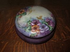 Hey, I found this really awesome Etsy listing at https://www.etsy.com/listing/170811272/antique-porcelain-trinket-dresser-box