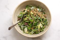 An Ideal Lunch Salad by 101cookbooks #Salad #Lunch