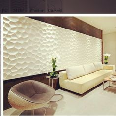 3D wall panels More