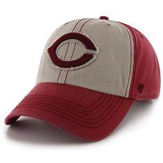 Cincinnati Reds Undertow Clean Up Adjustable Cap by  47 Brand - MLB.com Shop b03b4c4a366