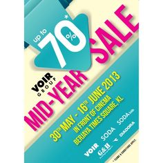 Voir Group Mid-Year Sale