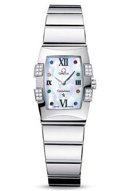 Reloj Omega mujer Constellation Quadrella O15857900