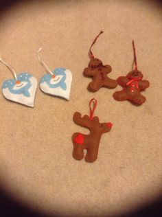 Christmas must be getting close, I've started making decorations already.