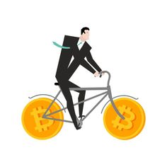 UK Company Launches Crypto Mining Electric Bicycle - The News Articles Bitcoin Mining Hardware, Bitcoin Mining Rigs, What Is Bitcoin Mining, Minions, Uk Companies, Coin Market, Used Bikes, Crypto Coin, Crypto Mining