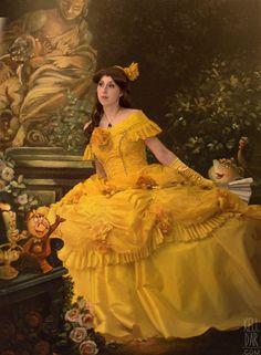 Belle's Broadway Ball Gown by Kelldar
