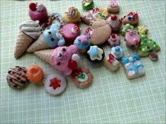 More Polymer Clay Charms!