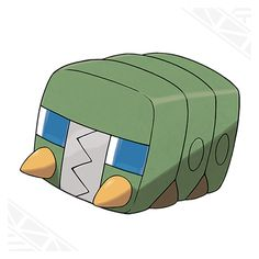 Charjabug: So cute! x-3 Looks like a battery/plug-in charger thingy, and a bus, lol.
