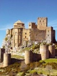 Spain. Aragón. Huesca. Castillo Loarre