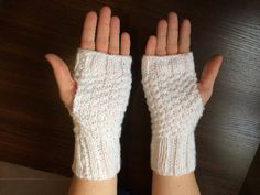2 Fingerless Gloves, Arm Warmers, Knit Crochet, Creations, Couture, Knitting, Crafts, Etsy, Shorts