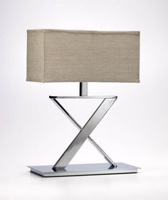 Xacto Table Lamp design by Cyan Design