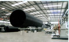 Sell the Best PE Reinforced Spiral Corrugated Steel Pipe