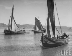 Lisbon - Fragatas (1940').