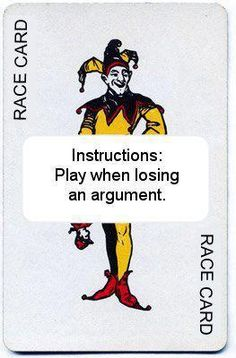 Sharpton & Jackson's favorite card