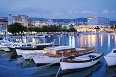 Crikvenica - a magical place. Croatia, the mediterranean, beauty, amazing food, happiness.