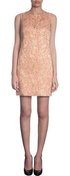 Dolce & Gabbana Brocade Shift Dress