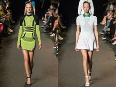 Your spring Alexander Wang wardrobe will really match your shoes.
