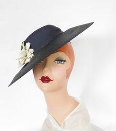 1762 Best Vintage hats images in 2019  f0df0c8d9155