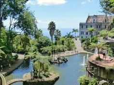 O Jardim Tropical Monte Palace