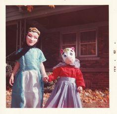 Vintage Halloween -1961...