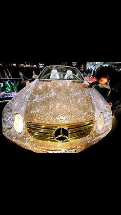 Diamond Mercedes