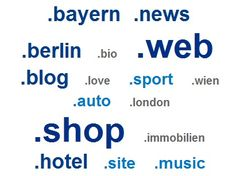 Regionale SEO mit neuen Top-Level Domains