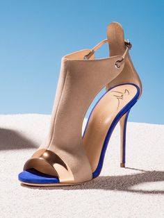 Giuseppe Zanotti 2016 Nude Sandals Shoes Heels