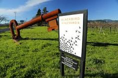 Wine Wrangling Woman: Blackbird Vineyards-A Boutique Winery in NapaValle...